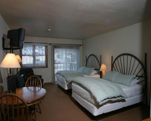 Hotel Frisco Room