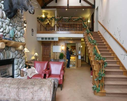 Hotel Frisco Lobby