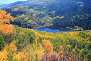 September in Summit County