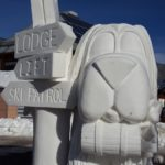 2017 Snow Sculptures