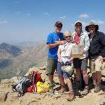 Hiking Mt Elbert