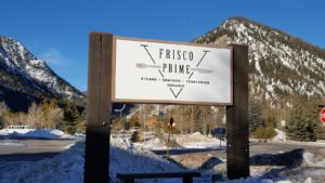 Frisco Prime Sign is up!
