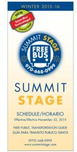 Summit Stage