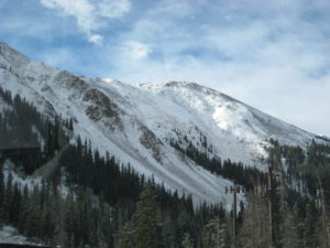 Summit County mountains