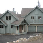 Residential home in Summit County that will be getting a property tax assessment