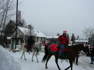 Holiday Spirit in Frisco