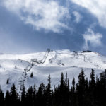Upper mountain at A-Basin