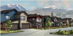 Rendering of Smith Ranch in Silverthorne