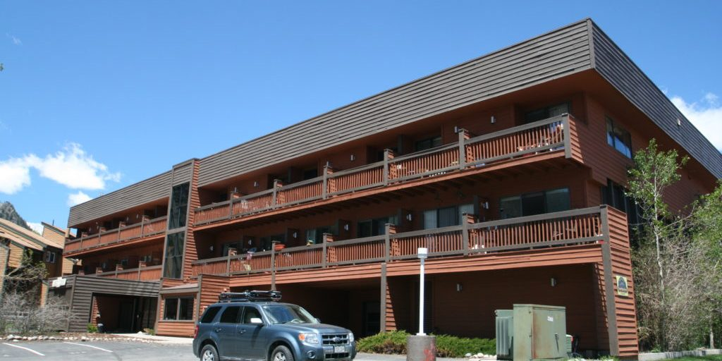 never gave up when selling Cedar Lodge Condominiums